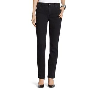 So Lifting by Chico's classic black jeans size 2 ✨